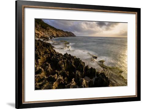 Vinh Hy Bay, Nui Cha National Park, Ninh Thuan Province, Vietnam, Indochina, Southeast Asia, Asia-Nathalie Cuvelier-Framed Art Print
