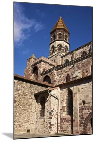 Saint Julian Basilica (St. Julien Basilica) Dating from the 9th Century-Guy Thouvenin-Mounted Photographic Print