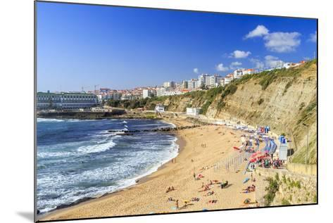 Top View of the Village of Ericeira-Roberto Moiola-Mounted Photographic Print