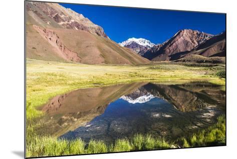 Aconcagua, Argentina-Matthew Williams-Ellis-Mounted Photographic Print