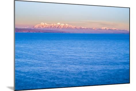 Cordillera Real Mountain Range, Bolivia-Matthew Williams-Ellis-Mounted Photographic Print