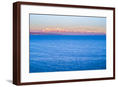 Cordillera Real Mountain Range, Bolivia-Matthew Williams-Ellis-Framed Art Print