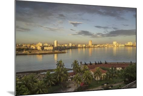 Havana, Cuba, West Indies, Caribbean, Central America-Angelo Cavalli-Mounted Photographic Print