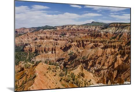 Cedar Breaks National Monument, Dixie National Forest, Utah, United States of America-Michael DeFreitas-Mounted Photographic Print