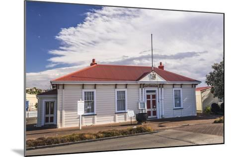 Old Custom House, Napier, Hawkes Bay Region, North Island, New Zealand, Pacific-Matthew Williams-Ellis-Mounted Photographic Print