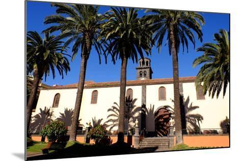 Church of the Immaculate Conception, San Cristobal De La Laguna, Tenerife, Canary Islands, Spain-Carlo Morucchio-Mounted Photographic Print