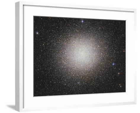 Omega Centauri Globular Cluster-Stocktrek Images-Framed Art Print