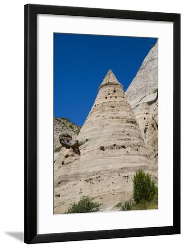 Kasha-Katuwe Tent Rocks National Monument, New Mexico, United States of America, North America-Richard Maschmeyer-Framed Art Print