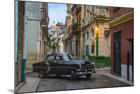La Habana Vieja, Havana, Cuba, West Indies, Caribbean, Central America-Alan Copson-Mounted Photographic Print