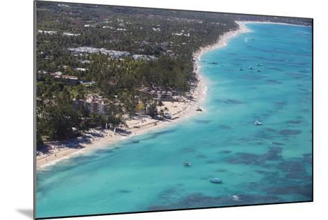 Dominican Republic, Punta Cana, View of Bavaro Beach-Jane Sweeney-Mounted Photographic Print