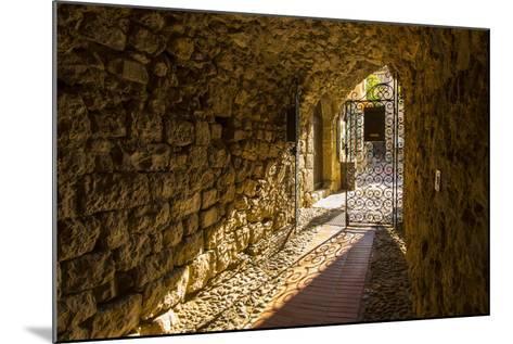 Eze, Alpes-Maritimes, Provence-Alpes-Cote D'Azur, French Riviera, France-Jon Arnold-Mounted Photographic Print