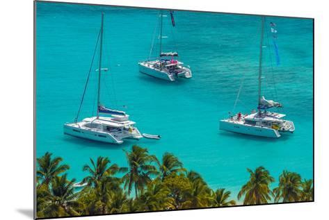Caribbean, British Virgin Islands, Jost Van Dyke, White Bay-Alan Copson-Mounted Photographic Print