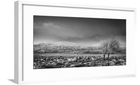 Ribblehead Viaduct-Nick Ledger-Framed Art Print