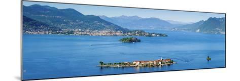 Idyllic Isola Dei Pescatori (Fishermen's Islands), Borromean Islands, Lake Maggiore-Doug Pearson-Mounted Photographic Print