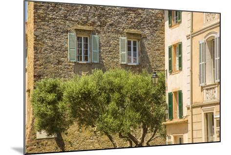 Old Town, St. Tropez, Var, Provence-Alpes-Cote D'Azur, French Riviera, France-Jon Arnold-Mounted Photographic Print