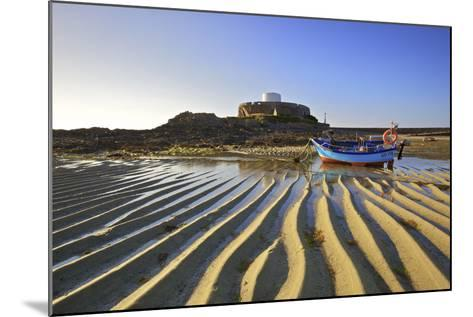 Fort Grey, Rocquaine Bay, Guernsey, Channel Islands-Neil Farrin-Mounted Photographic Print