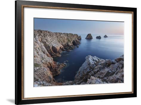 Pointe De Penhir, Brittany-ClickAlps-Framed Art Print