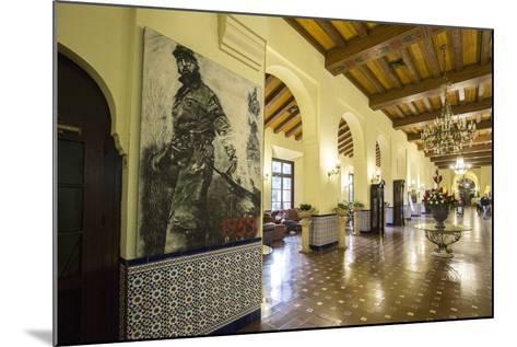 The Historic Hotel Nacional, Vedado, Havana, Cuba-Jon Arnold-Mounted Photographic Print