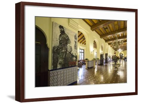 The Historic Hotel Nacional, Vedado, Havana, Cuba-Jon Arnold-Framed Art Print