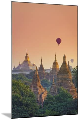 Myanmar (Burma), Temples of Bagan (Unesco World Heritage Site), Ananda Temple-Michele Falzone-Mounted Photographic Print