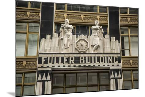 Fuller Building, Madison Avenue/57th Street, Manhattan, New York City, New York, USA-Jon Arnold-Mounted Photographic Print