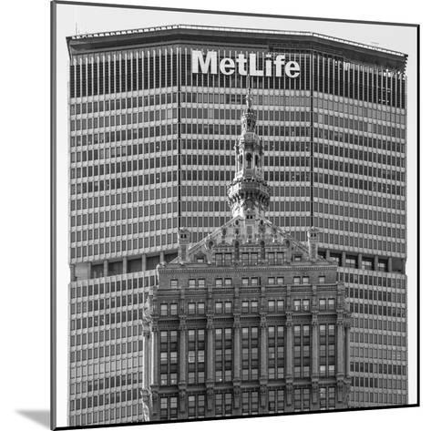Helmsley and Metlife Buildings, Park Avenue, Manhattan, New York City, New York, USA-Jon Arnold-Mounted Photographic Print