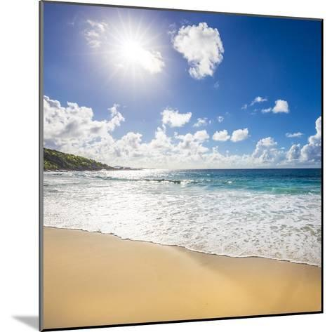 Grand Anse Beach, La Digue, Seychelles-Jon Arnold-Mounted Photographic Print