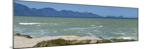 False Bay Looking at Gordon's Bay, South Africa, Africa-Neil Thomas-Mounted Photographic Print
