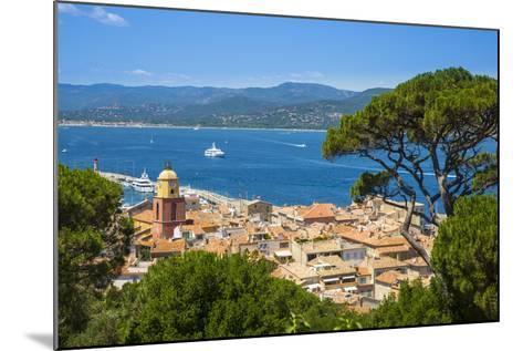 St. Tropez, Var, Provence-Alpes-Cote D'Azur, French Riviera, France-Jon Arnold-Mounted Photographic Print