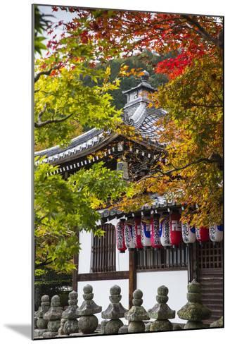 Japan, Kyoto, Arashiyama, Adashino Nenbutsu-Ji Temple-Jane Sweeney-Mounted Photographic Print