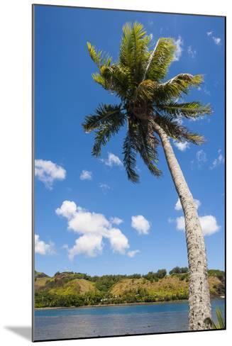 Umatac Bay, Guam, Us Territory, Central Pacific-Michael Runkel-Mounted Photographic Print