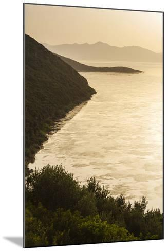 Lake Ichkeul, National Park of Ichkeul, Bizerte Province, Tunisia, North Africa-Nico Tondini-Mounted Photographic Print