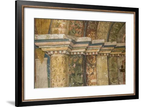 Church of Elijah the Prophet. Golden Ring, Yaroslavl, Russia-Tom Norring-Framed Art Print