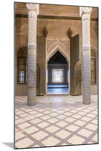 Morocco, Agdz, the Kasbah of Telouet-Emily Wilson-Mounted Photographic Print