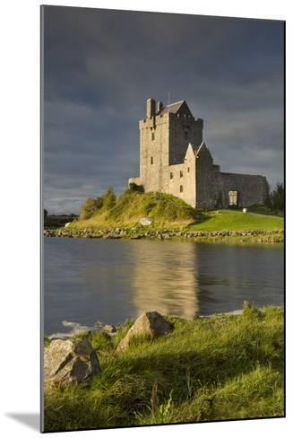 Dunguaire Castle Near Kinvara, County Galway, Republic of Ireland-Brian Jannsen-Mounted Photographic Print