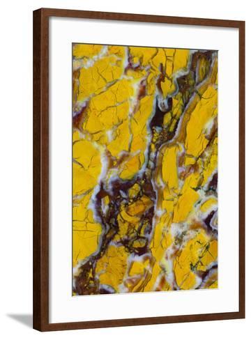 Shattuckite-Darrell Gulin-Framed Art Print