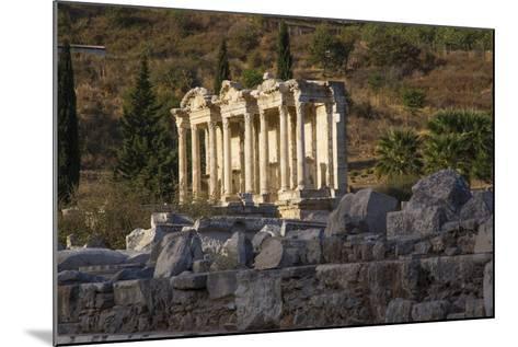Turkey, Izmir, KUSAdasi. Ephesus, the Temple of Artemis-Emily Wilson-Mounted Photographic Print
