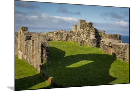 Ruins of Downhill Demesne Mansion Near Castlerock, County Londonderry, Northern Ireland, Uk-Brian Jannsen-Mounted Photographic Print