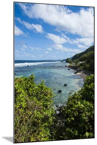 East Coast of Tutuila Island, American Samoa, South Pacific-Michael Runkel-Mounted Photographic Print