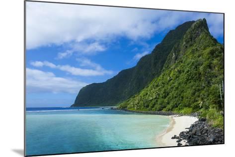Manu'A Island Group, American Samoa, South Pacific-Michael Runkel-Mounted Photographic Print