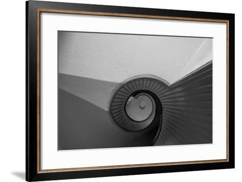USA, California, Cabrillo National Monument, Old Point Loma Lighthouse-Peter Hawkins-Framed Art Print