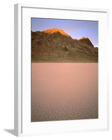 USA, California, Death Valley National Park-John Barger-Framed Art Print
