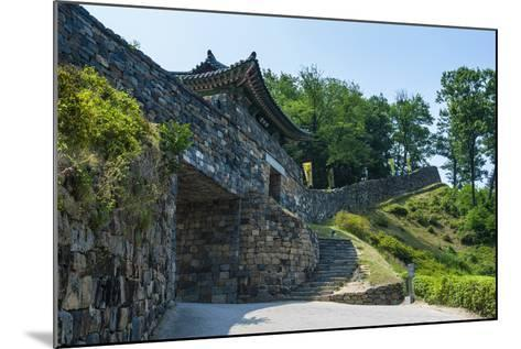 Gongsanseong Castle, Gongju, South Chungcheong Province, South Korea-Michael Runkel-Mounted Photographic Print