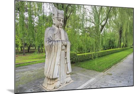 Ming Tombs, Near Beijing, China-Stuart Westmorland-Mounted Photographic Print