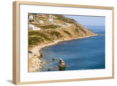 Les Aiguilles, Tabarka, Tunisia, North Africa-Nico Tondini-Framed Art Print