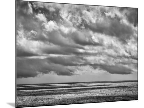 USA, California, Big Sur Clouds over Pacific from Rocky Point-Ann Collins-Mounted Photographic Print
