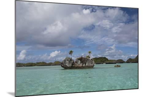 Fiji, Island of Fulanga. Lagoon Inside Volcanic Caldera-Cindy Miller Hopkins-Mounted Photographic Print