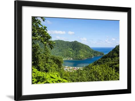 National Park of American Samoa, Tutuila Island, American Samoa, South Pacific-Michael Runkel-Framed Art Print
