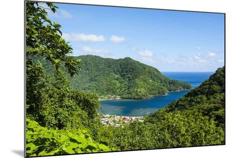 National Park of American Samoa, Tutuila Island, American Samoa, South Pacific-Michael Runkel-Mounted Photographic Print