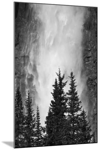 Takakkaw Falls, Yoho National Park, British Columbia, Canada-Michel Hersen-Mounted Photographic Print